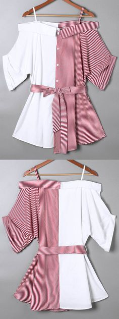 45 Ideas For Fitness Fashion Outfits Woman Tank Tops Indian Fashion Dresses, Girls Fashion Clothes, Summer Fashion Outfits, Trendy Fashion, Outfit Summer, Fashion Spring, Spring Outfits, Spring Break Clothes, Womens Fashion