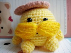 I have no idea what this thing is, but it's so freakin' cute!!! :0)