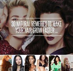 #Hair [ more at http://hair.allwomenstalk.com ]  #Coconut #Unhealthy #Remedies #Make #Vitamin