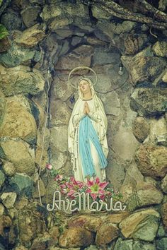Ave Maria Grotto - From a small convent in Vietnam
