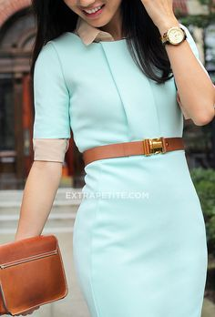 Love this Mint Dress
