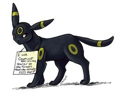 umbreon is my fav. umbreon is my fav. The post pokemon shaming funny! umbreon is my fav. appeared first on Gag Dad. Pokemon Comics, Pokemon Pins, Pokemon Funny, My Pokemon, Pokemon Stuff, Pokemon Umbreon, Eevee Evolutions, Pokemon Images, Pokemon Pictures