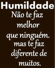 www.nao fales mal de ninguem.com | humildade