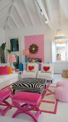 Cute Room Decor, Cute Room Ideas, Pastel Room Decor, Pastel Bedroom, Bright Decor, Pink Home Decor, Room Ideas Bedroom, Bedroom Decor, Bedroom Colors