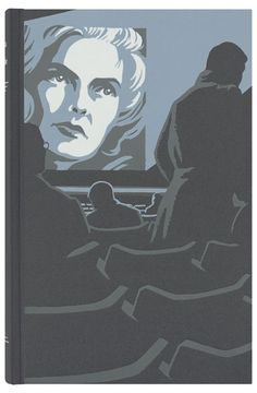 The ABC Murders by Agatha Christie. Folio edition. Illustration by Andrew Davidson.