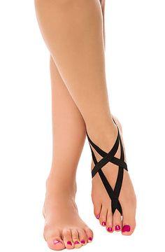 The Pentagram Foot Harness