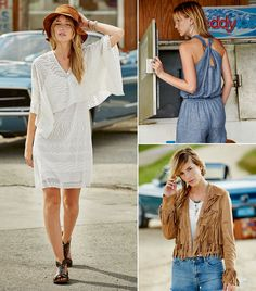Read the article 'Free Style: 11 New Western & Boho Women's Sewing Patterns ' in the BurdaStyle blog 'Daily Thread'.