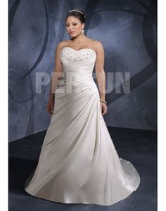 satin bridal gowns with ruching | home wedding dresses plus size wedding dresses
