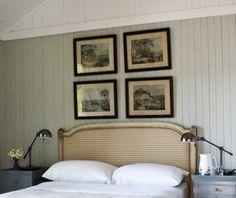 Heritage colour bedroom