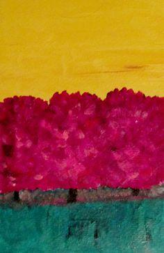 """""""Yellow Sky"""": Jill Greenhill"""