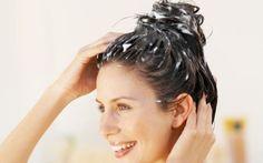 Kefir, le maschere per capelli, un rimedio naturale per i capelli danneggiati