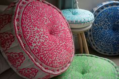 Bohemian style cushion from Bombay Duck