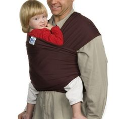 564ddee5140 Moby Wrap Baby Carrier - Chocolate  32.97 (however