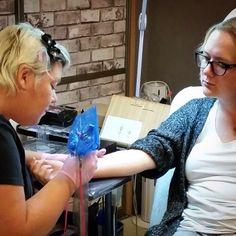 Sisterstattoo Made by linda Roos - Da Linci Art, Zwijndrecht - The Netherlands www.dalinciart.nl  #tattoo #tattoos #tattooshop #dalinciart #zwijndrecht