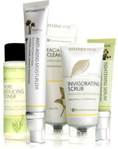 fight it every step of the way with doTERRA essential skin care kit. So amazing! Therapeutic Grade Essential Oils, Organic Essential Oils, Organic Oils, Natural Oils, Natural Skin Care, Top Skin Care Products, Face Products, Beauty Products, Best Anti Aging