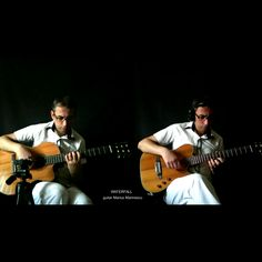 guitar Marius Marinescu 2021 Waterfall, Guitar, Music, Movies, Movie Posters, Musica, Musik, Films, Film Poster