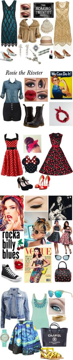 """""""Back in Time"""" by bee4735 on Polyvore"""