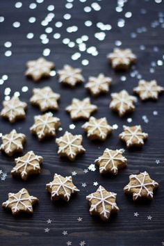 Beautifully Delicious . { Christmas Cookies } .
