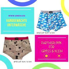 UNDIS   www.undis.eu  Die handgemachte Unterwäsche im Partnerlook für die ganze Familie. Lustige Motive und flippige Farben für Groß und Klein! #bunte #Kinderboxershorts #Lustigeboxershorts #Lustigeunterwäsche #Frauenunterwäsche #Männerboxershorts #Männerunterwäsche #Herrenboxershorts #Herrenunterwäsche #bunteboxershorts #Unterwäsche #boxershorts #undis #kinderboxershorts #Partnerlook #mensfashion #lustige #vatertagsgeschenk #geschenksidee #bunt Bunt, Trunks, Swimming, Swimwear, Fashion, Funny Underwear, Men's Boxers, Men's Boxer Briefs, Mother Daughters