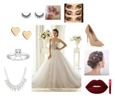 """""""What I would Wear On my Wedding Day"""" by jacobsartorius2002 on Polyvore featuring Lipsy and Lime Crime"""