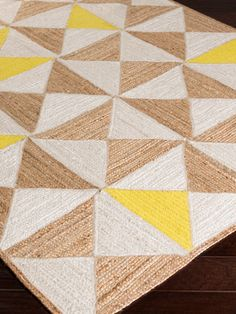 Molino Handcrafted Rug from Mixed-Material Rugs on Gilt