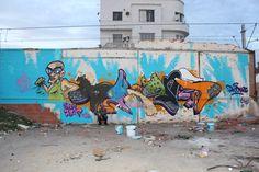 Vertige Graffik : Récap de l'évènement Graffiti de l'année en Tunisie | WEB MAG