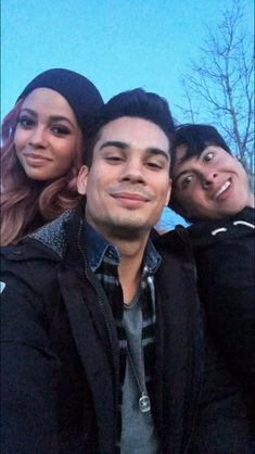 Toni , Fangs and SweetPea ❤️ #RIVERDALE #SOUTHSIDESERPENTS
