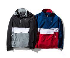 Stussy Sport Pullover Jacket | Men&39s Fashion | Pinterest | Sports