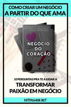Imagem Pinterest Workbook Negocio do Coracao