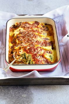 Spinach & Ricotta Cannelloni - (must use translator on recipe page)