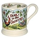 A Year in the Country 2011 1/2 Pint Mug
