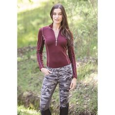 Goode Rider™ Ideal Long Sleeve Show Shirt | Dover Saddlery