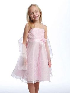 1000 images about pink jr bridesmaid dresses on for Wedding dresses for tweens