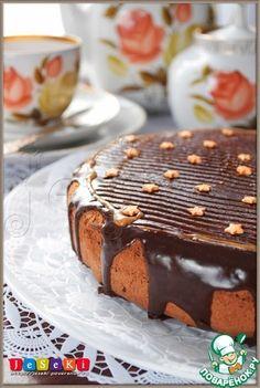 Шоколадная Пища ангелов в мультиварке