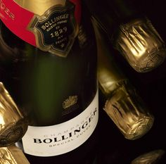Bollinger    One day I will drink this.. and feel like Anastasia ;) OMG Christian I love you