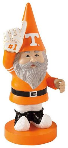 University of Tennessee #1 gnome