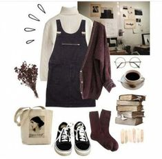 // 150 // The post // 150 appeared first on Outfit Diy. // 150 // The post // 150 appeared first on Outfit Diy. Hipster Outfits, Grunge Outfits, Punk Outfits, Fall Outfits, Casual Outfits, Look Fashion, 90s Fashion, Korean Fashion, Autumn Fashion