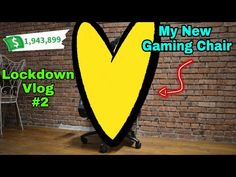 My New Gaming Chair 😍, Which Gaming Chair Should you buy | Lockdown Vlog #2 - YouTube