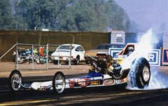 Don the snake Prudhomme dragster