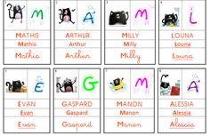 Splat Le Chat, Cycle 1, Album, Math, Blog, 2013, Ps, Alphabet, Images