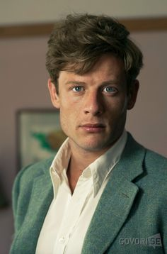 James Norton That stare. James Norton, War And Peace Bbc, Beautiful Men, Beautiful People, Actor James, Ginger Men, Best Supporting Actor, David James, British Actors