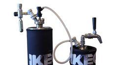 Ball Lock Keg Disconnect Link | Daisy Chain Kegs | iKegger  #keg #beer #craftbeernotcrapbeer #brewing #craftbeer #homebrew #growler #growlerfillfriday #minikeg