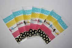 Bird On Wire Washi Stickers / by TrulySimplePlanners www.trulysimpleplanners.etsy.com    erin condren life planner accessories