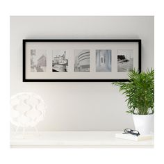 RIBBA Frame  - IKEA (for Tintin prints)