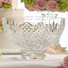 What a Beautiful Piece of Waterford Crystal