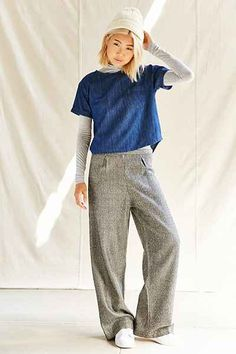 Urban Renewal Remade Puddle Pant - Urban Outfitters