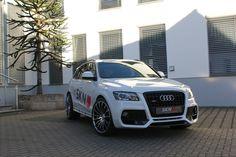 SKN Audi Q5 3.0TDI Quattro on Tomason TN9
