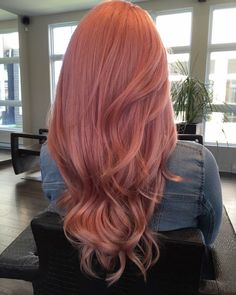 51 Best Rose Gold Hair Color Ideas – – Auburn Hair Color Shades: Auburn Hair Dye Tips Brown With Auburn Balayage ❤ Going for auburn hair color might take some research and then some courage. But if the shade is chosen correctly, you will … Ombre Hair, Balayage Hair, Auburn Balayage, Haircolor, Pastel Pink Hair, Red Pink Hair, Lilac Hair, Gold Hair Colors, Latest Hair Color