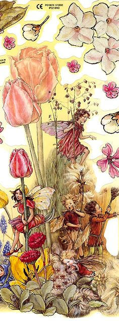 Flower fairy scraps from England for paper arts Fantasy Drawings, Fantasy Art, Elves And Fairies, Fairytale Fantasies, Love Fairy, Beautiful Fairies, All Nature, Flower Fairies, Fairy Art