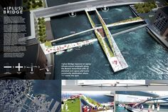 Image 6 of 10 from gallery of Boston Society of Architects Announces Northern Avenue Bridge Ideas Competition Winners. Courtesy of the City of Boston and the Boston Society of Architects